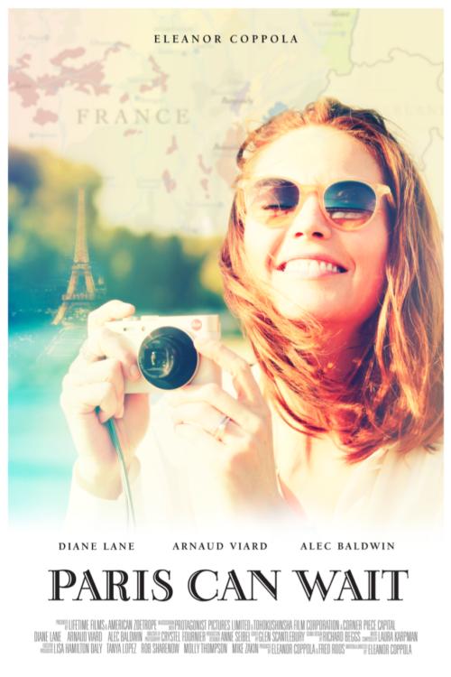 دانلود فیلم Paris Can Wait 2016